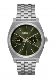 WATCH Time Teller Deluxe Olive Sunray