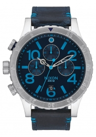 WATCH NIXON CHRONO LEATHER A3632219