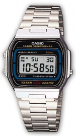 WATCH CASIO A164WA-1VES