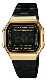 WATCH CASIO  A168WEGB-1BEF