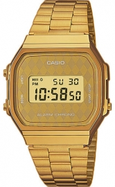 WATCH CASIO  A168WG-9BWEF