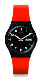 WATCH SWATCH ORIGINALS GENT RED GRIN GB754