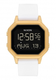 WATCH NIXON THE SIREN WHITE / ROSEGOLD A1211508