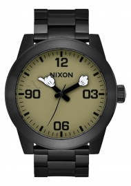 WATCH NIXON MICKEY CORPORAL SS / BLACK / SURPLUS A3463094