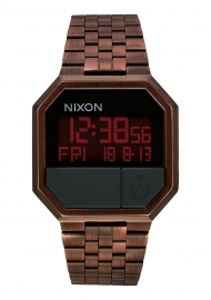 WATCH NIXON RE-RUN / ANTIQUE COPPER A158894