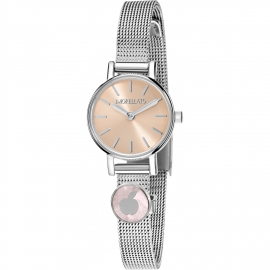 WATCH MORELLATO SENSAZIONI 20MM 2H ROSE DIAL BR SS 1 BEA R0153142522