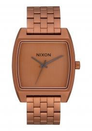 WATCH NIXON TIME TRACKER MATTE COPPER GUNMETAL A12453165