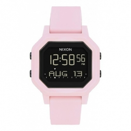 WATCH NIXON SIREN PALE PINK A12103154