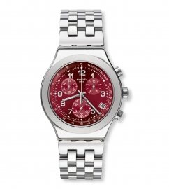 WATCH SWATCH IRONY CHRONO SECRET DOC YVS456G