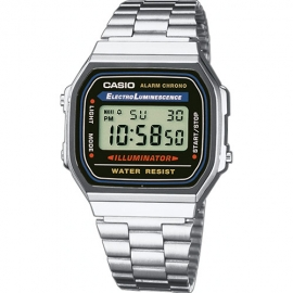 WATCH CASIO  A168WA-1YES