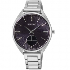 WATCH SEIKO LADIES CUARZO SEGUNDERO A LAS 6 SRKZ51P1