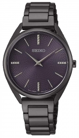 WATCH SEIKO LADIRS CUARZO IP NEGRO SWR035P1