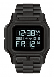 WATCH NIXON REGULUS SS ALL BLACK A1268001
