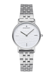 WATCH RADIANT COCO 32MM WHITE DIAL SILVER SS BAND RA527201