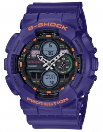 WATCH CASIO G-SHOCK GA-140-6AER