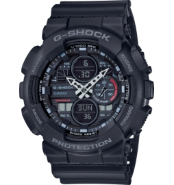 WATCH CASIO G-SHOCK GA-140-1A1ER