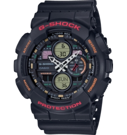 WATCH CASIO G-SHOCK GA-140-1A4ER