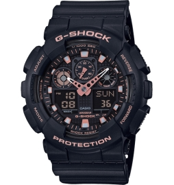 WATCH CASIO G-SHOCK GA-100GBX-1A4ER