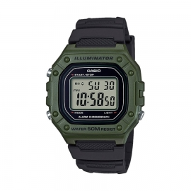 WATCH CASIO COLLECTION W-218H-3AVCF