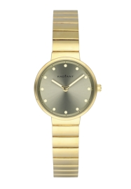 WATCH RADIANT CLARKE 28MM IPG DIAL IPG SS BAND RA521203