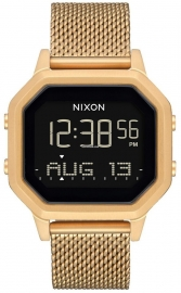 WATCH NIXON SIREN MILANESE ALL GOLD A1272502