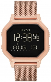 WATCH NIXON SIREN MILANESE ALL ROSE GOLD A1272897