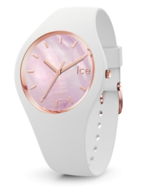WATCH ICE WATCH PEARL - WHITE PINK - SMALL - 3H IC016939