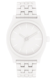 WATCH NIXON TIME TELLER ALL WHITE A045126