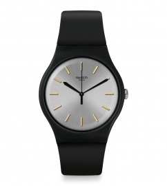WATCH SWATCH BACKTOBLACK SUOB173