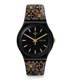 WATCH SWATCH ROYAL KEY SUOB730