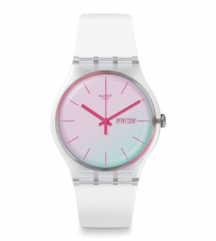 WATCH SWATCH POLAWHITE SUOK713