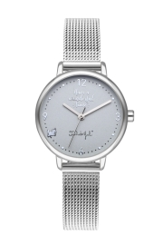 WATCH MR WONDERFUL WATCH SHINE AND SMILE / SILVER&GREEN / M WR15200