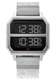 WATCH ADIDAS ARCHIVE_R2 GRAY / ORANGE Z163199-00