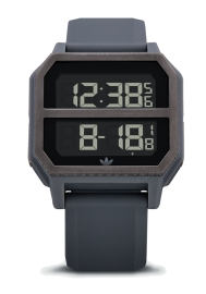 WATCH ADIDAS ARCHIVE_R2 ALL GUNMETAL Z16632-00
