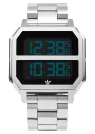 WATCH ADIDAS ARCHIVE_MR2 ALL SILVER Z211920-00