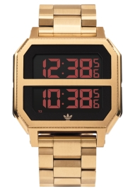 WATCH ADIDAS ARCHIVE_MR2 ALL GOLD Z21502-00