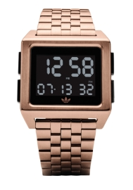 WATCH ADIDAS ARCHIVE_M1 ROSE GOLD / BLACK Z011098-00