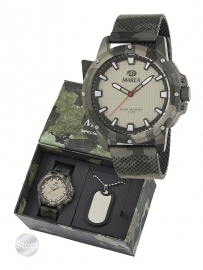 WATCH MAREA STEEL SPECIAL EDITION B54185/2