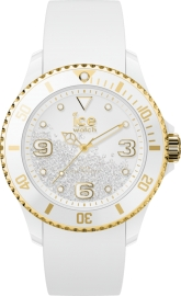 WATCH ICE WATCH CRYSTAL - WHITE GOLD - SMOOTH - MEDIUM IC017247