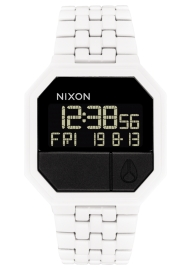WATCH NIXON RE-RUN ALL WHITE A158126