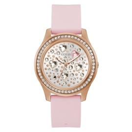 WATCH GUESS HEARTBEAT GW0006L2