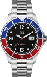 WATCH ICE WATCH STEEL - UNITED SILVER - EXTRA LARGE - 3H IC017330