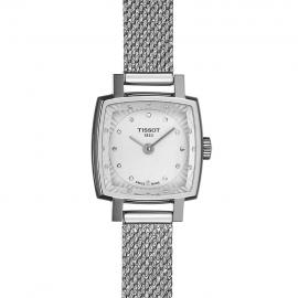 WATCH TISSOT LOVELY SQUARE T0581091103600