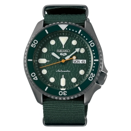 WATCH SEIKO 5 SPORTS AUTOMáTICO SPORTS SRPD77K1