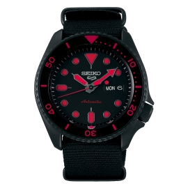 WATCH SEIKO 5 SPORTS AUTOMáTICO STREET SRPD83K1