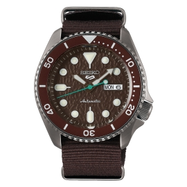 WATCH SEIKO 5 SPORTS AUTOMáTICO SPORTS SRPD85K1