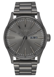 WATCH NIXON SENTRY SS ALL GUNMETAL A356632