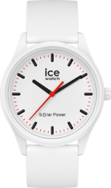WATCH ICE WATCH SOLAR POWER - POLAR - MEDIUM - 3H IC017761