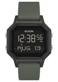 WATCH NIXON SIREN SS BLACK / FATIGUE A1211178