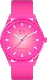 WATCH ICE WATCH SOLAR POWER - INDIAN SUMMER - MEDIUM - 3 IC017772